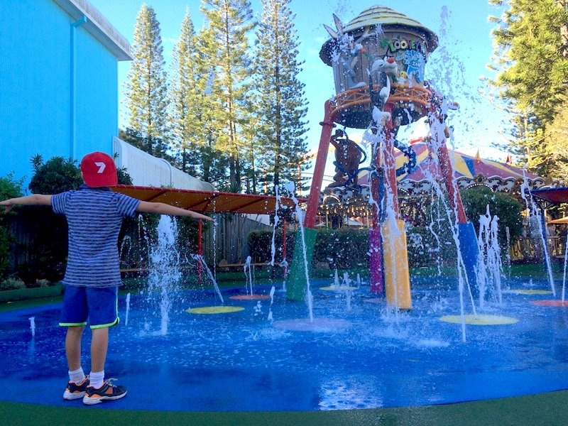 photo - movie world for toddlers water park