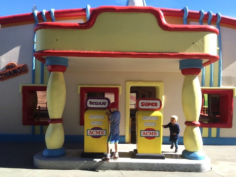 photo - movie world for toddlers - wb kids zone