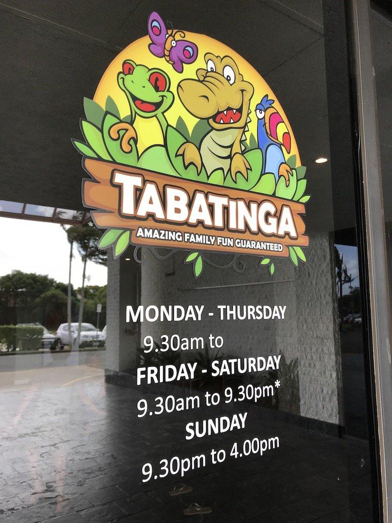 photo - tabatinga tweed heads nsw hours