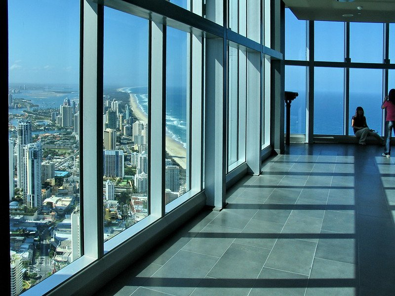 q deck skypoint tower surfers paradise by bertknot