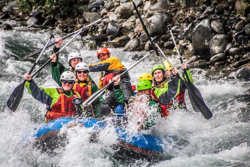 rafting new zealand 6d adventure cinema image via fb