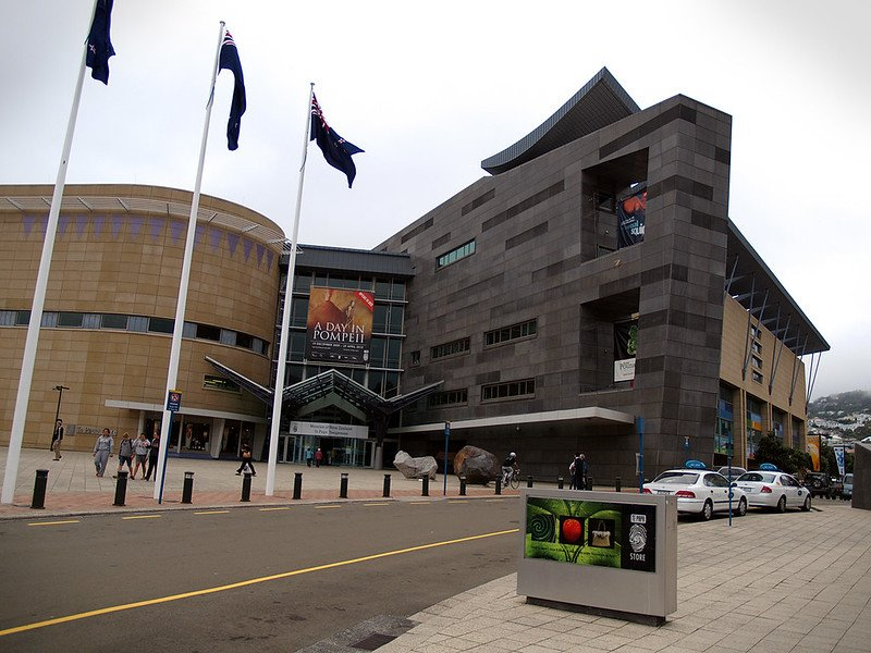 te papa museum wellington pic by orion