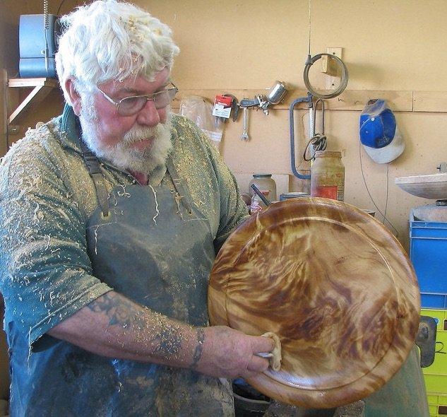 kauri woodturners-gallery-mangawhare pic