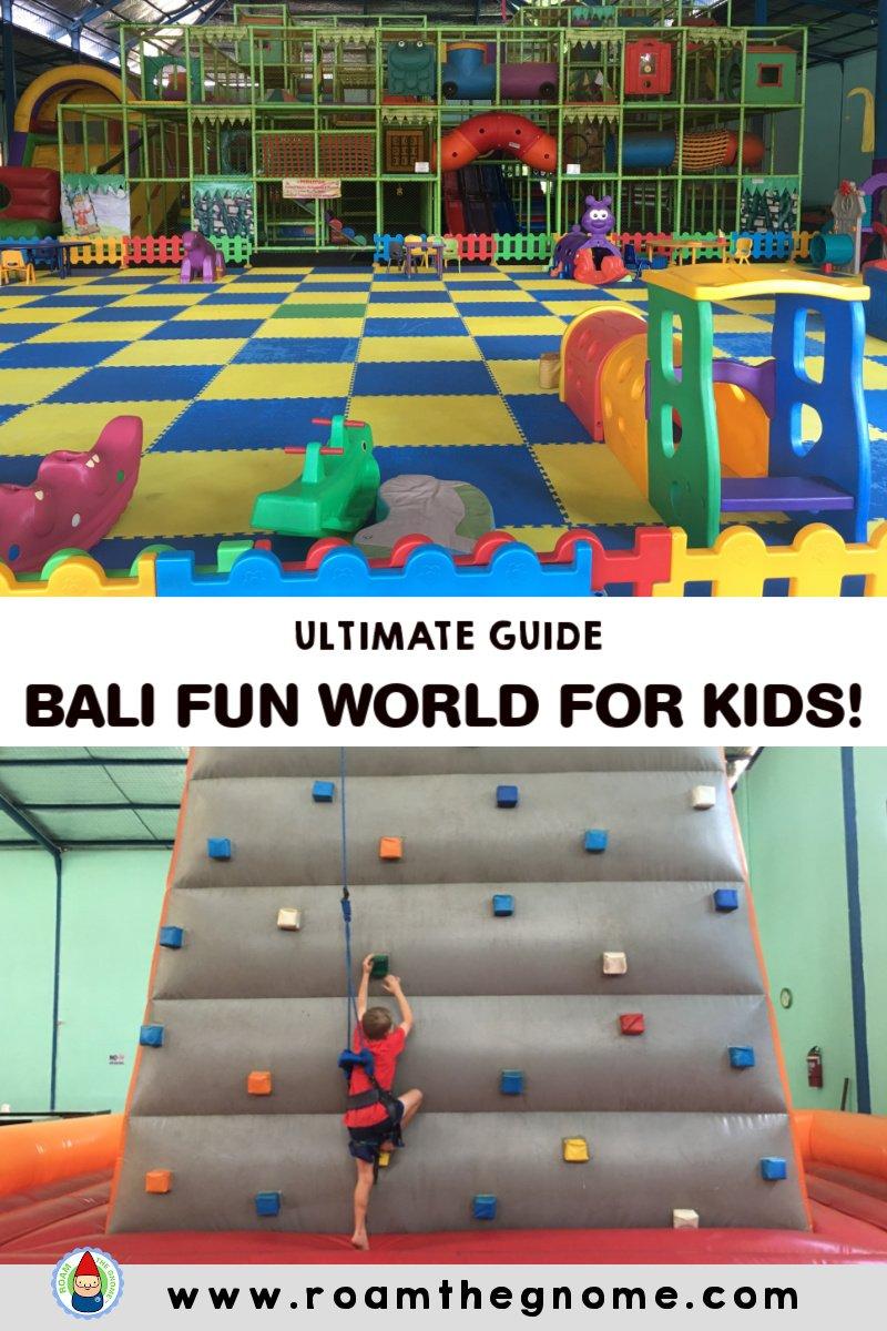 PIN bali fun world