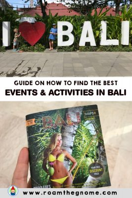 HOW TO FIND THE BEST BALI POINTS OF INTEREST & CURRENT LOCAL EVENTS