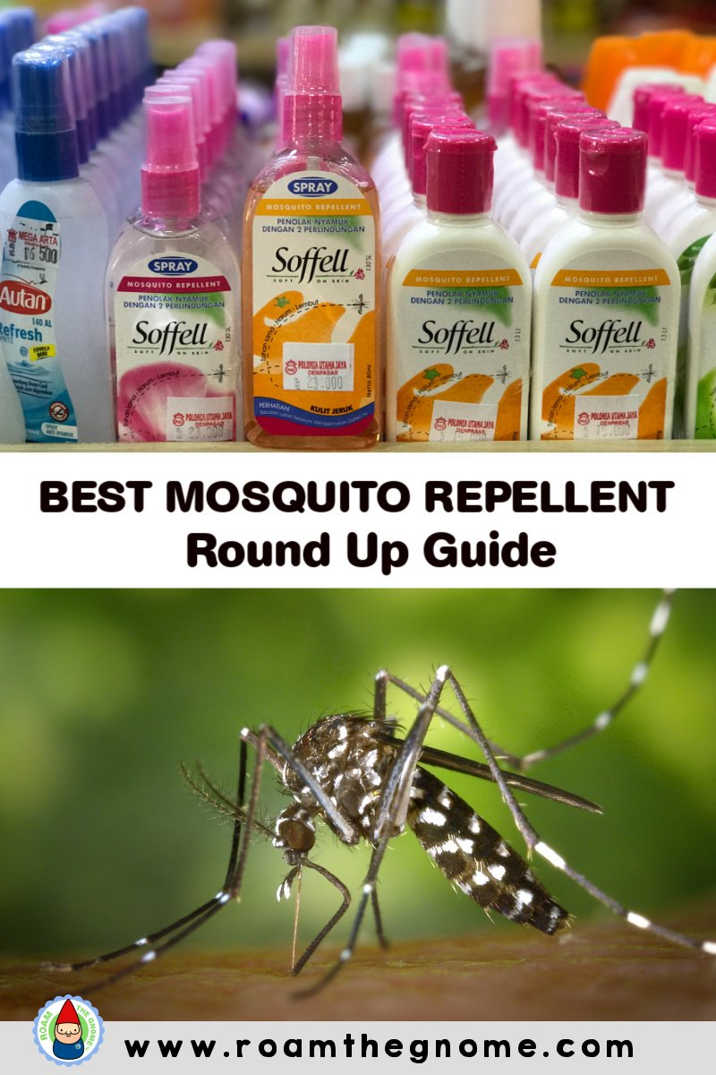 PIN best mozzie repellent