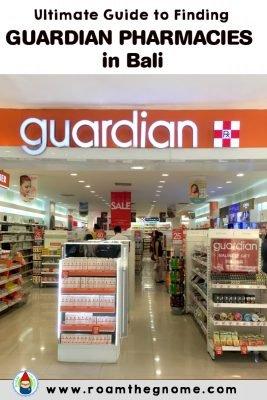PIN guardian pharmacies