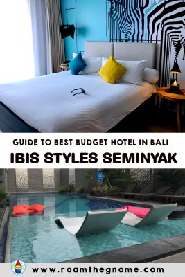 PIN ibis styles seminyak hotel