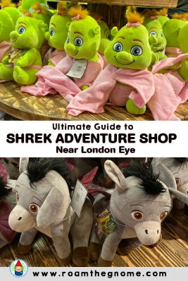 SHREK ADVENTURE SHOP LONDON – ALL YOU NEED TO KNOW