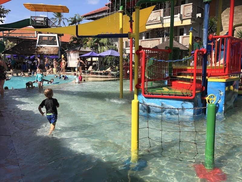 image - Bali Dynasty Resort kids pool