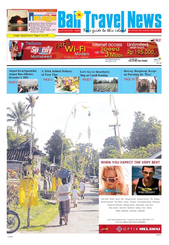 image - Bali travel news 2
