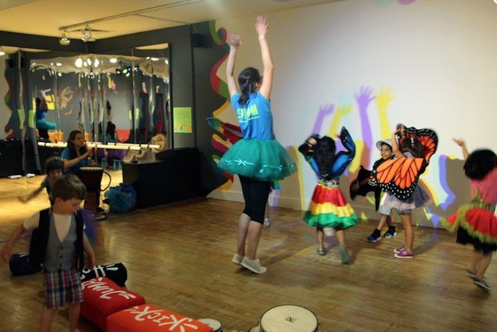 image - Childrens Museum of Manhattan Let's Dance