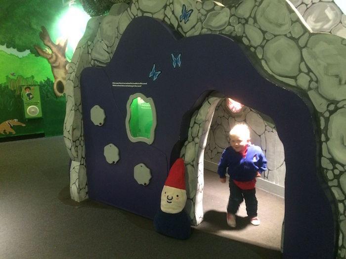 image - Childrens Museum of Manhattan cave
