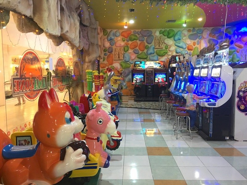 image - amazone bali arcade games