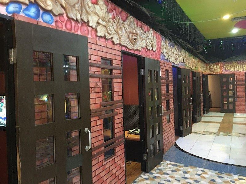 image - amazone bali karaoke booths