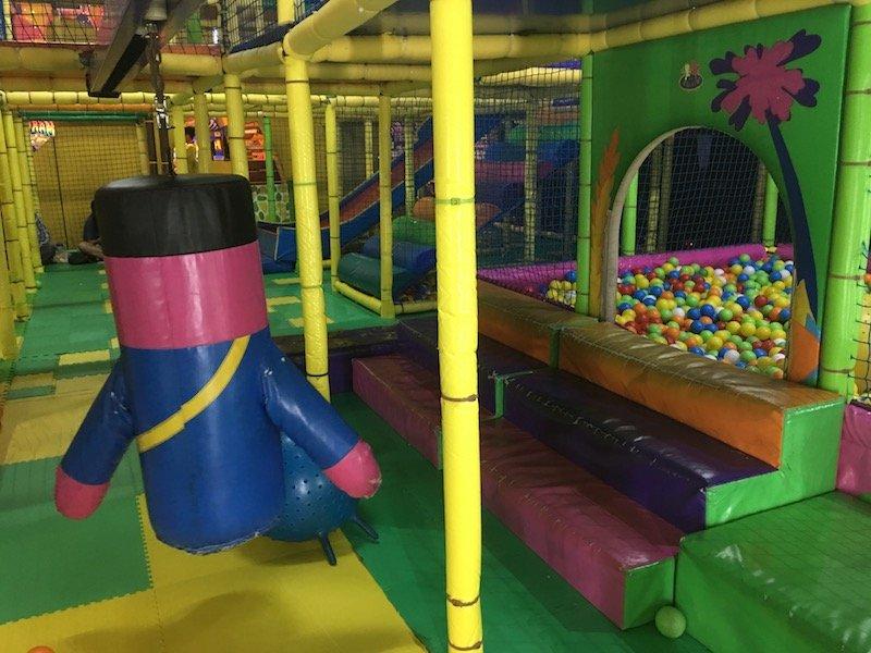 image - amazone bali playground