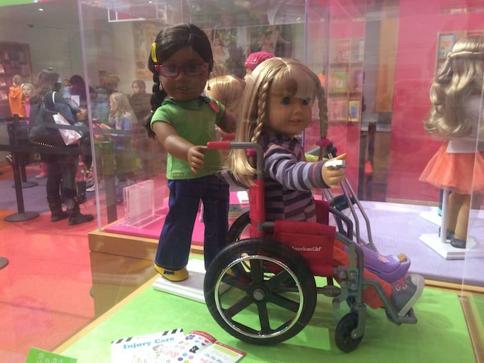 image - american girl cafe abilities