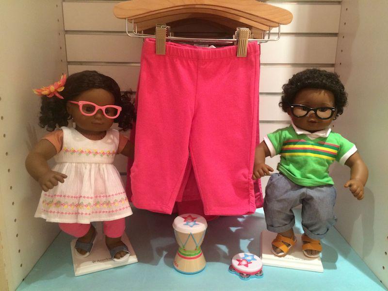 image - american girl cafe dolls