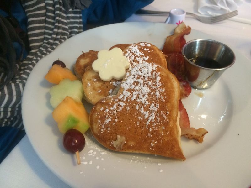image - american girl cafe fruit skewer