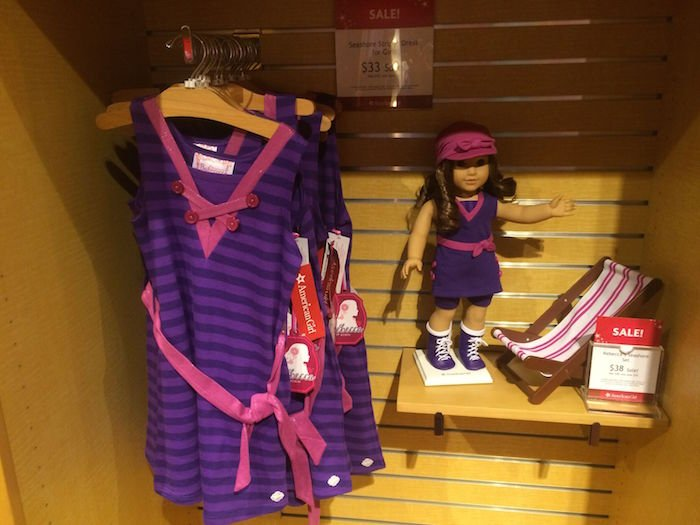 image - american girl cafe matching outfits 2