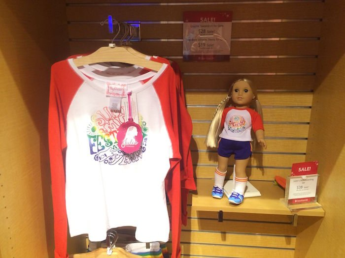 image - american girl cafe matching outfits