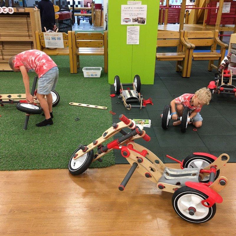 image - aneby trimpark odaiba for kids 800