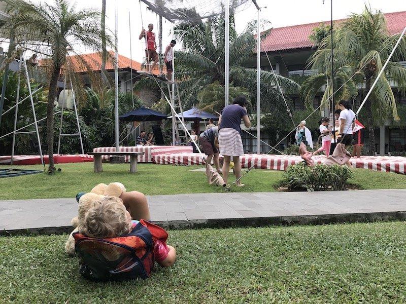 image - bali dynasty resort circus view