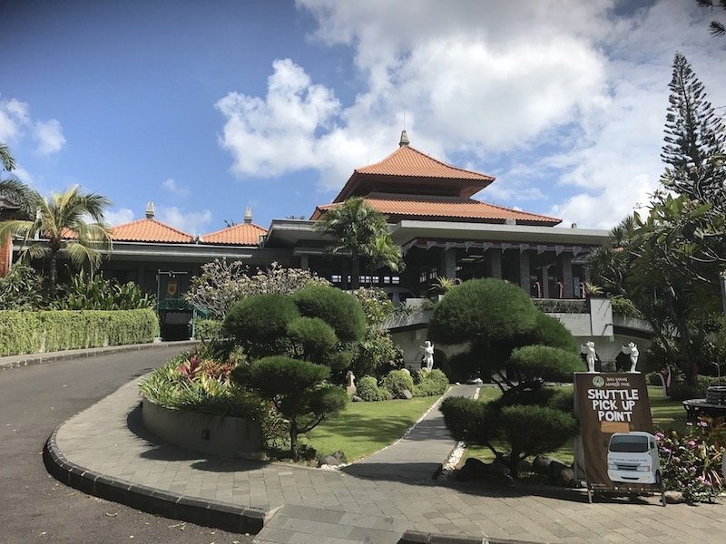 image - bali dynasty resort hotel gardens
