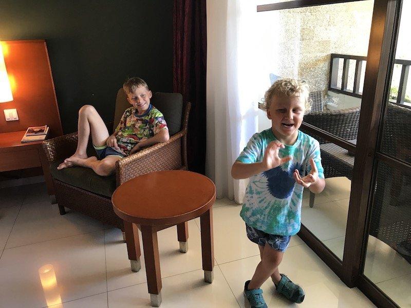image - bali dynasty resort hotel room