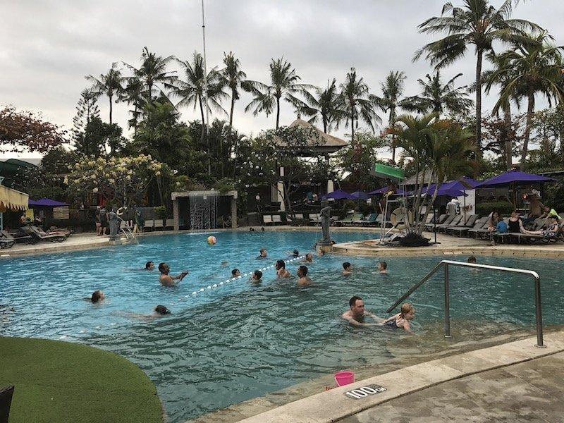 image - bali dynasty resort main pool