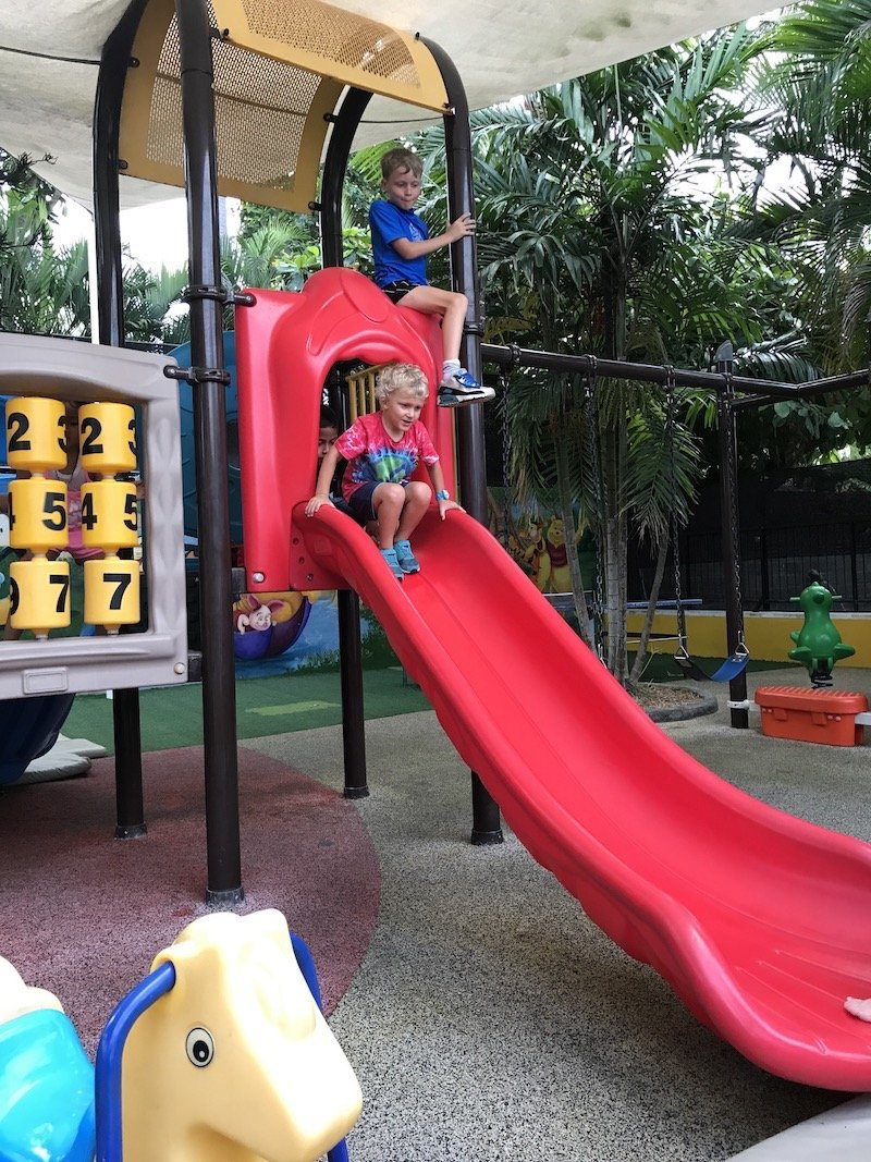 image - bali dynasty resort playground