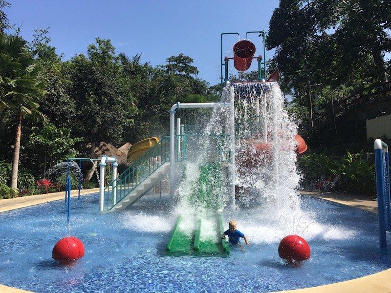 image - bali hard rock hotel water park for kids