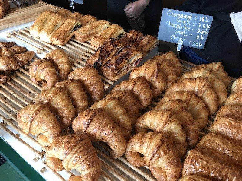image - bali monsieur spoon croissants