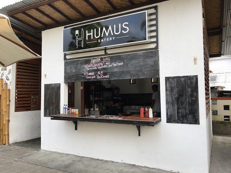 image - berawa kitchen canggu humus eatery
