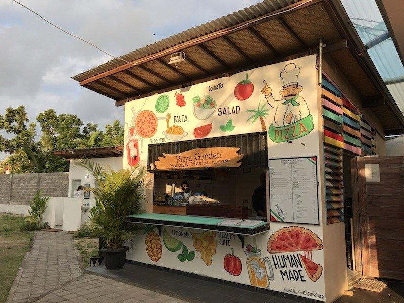image - berawa's kitchen canggu pizza garden