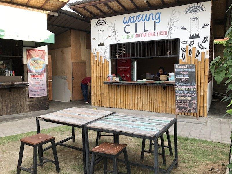 image - berawa kitchen canggu warung cili