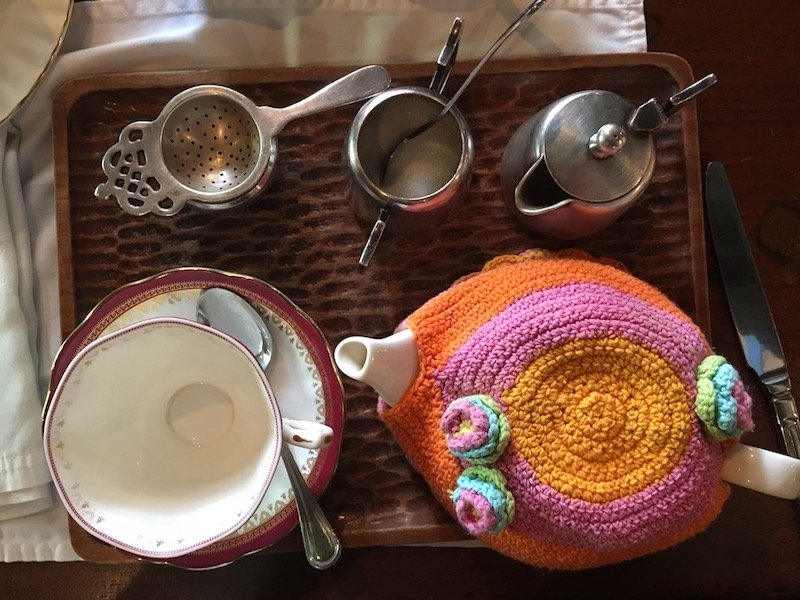 image - biku bali high tea drinks