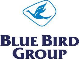 image - blue bird group logo