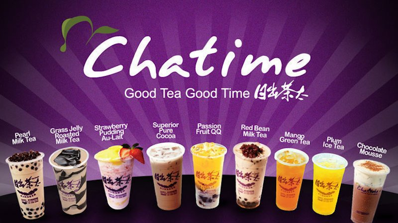image - chatime favourites