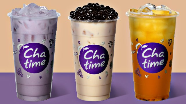 image- chatime flavours