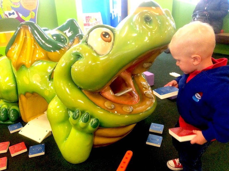 image - children's museum of manhattan Childrens Museum of Manhattan alphie the dragon