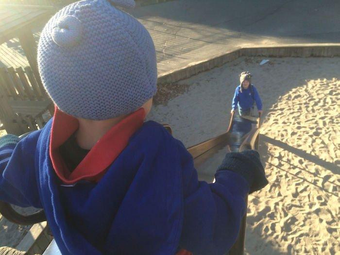 image - diana ross playground Ross Playground Central Park slides
