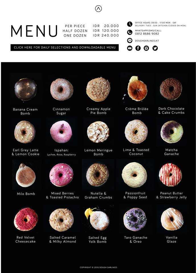 image - dough darlings menu