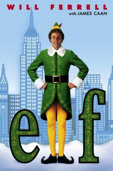 image - elf movie poster