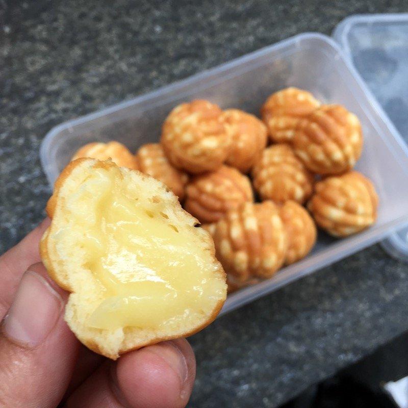 image - emperor custard puffs sydney custard filled