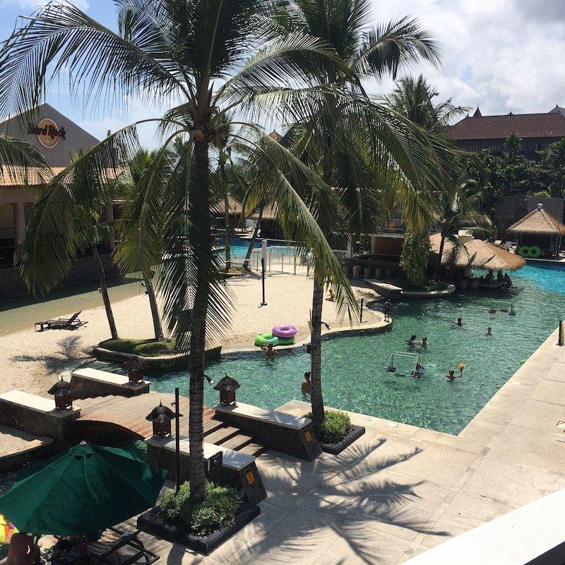 image - hard rock hotel bali pool