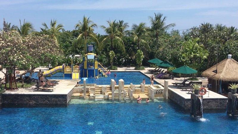 image - hard rock hotel bali pool sideview