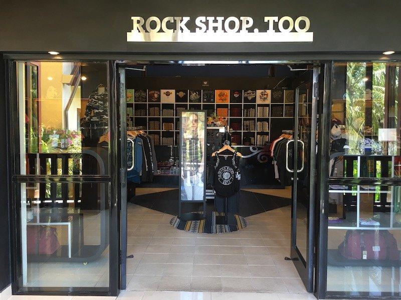 image - hard rock hotel bali rock shop too