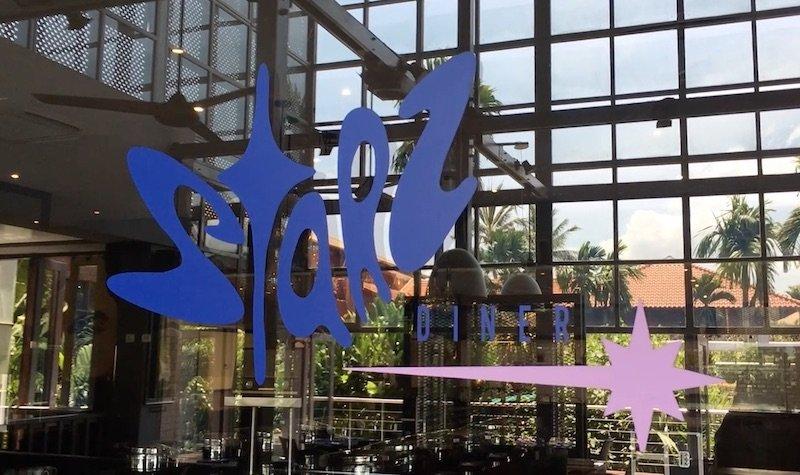 image - hard rock hotel bali starz sign
