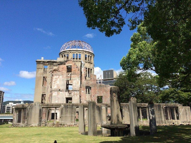 image - hiroshima abomb dome